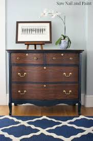 two tone painted furniture. 2 Tone Dresser The Ultimate Inspiration Guide For Painted Furniture Makeovers 14 Two P