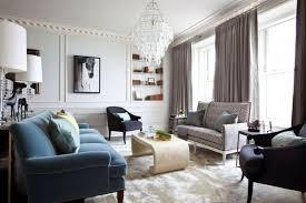 Classy Art Deco Living Room