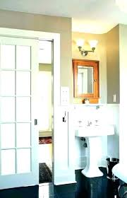 frosted glass pocket door frosted pocket door pocket doors bathroom frosted glass pocket door bathroom classic