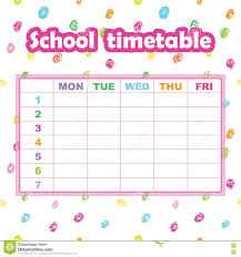 school timetable template for students and pupils abstract scri school timetable template for students and pupils abstract scri
