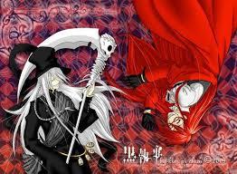 His most common het pairing is with original female character. Pin On Kurushitsuji