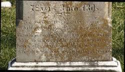 "Mary ""Polly"" Ferguson Taylor (1808-1886) - Find A Grave Memorial"