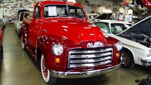 1951 GMC 3600 Five-window Pickup Freshly Restored 235 Inline Six ...