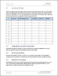 Sales Action Plan Template Excel – Mklaw