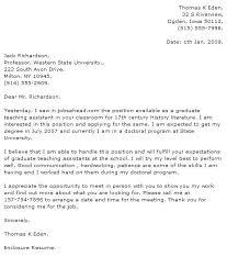 Graduate Program Cover Letter Sample Cover Letter For Graduate School Graduate School Cover Letter