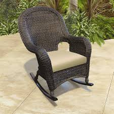 outdoor wicker rocking chairs with cushions. marvelous wicker rocker chair with outdoor rocking chairs superior cushions t