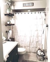 clawfoot tub shower curtain tub shower curtain rod ideas full size of bathroom apartment restroom decor