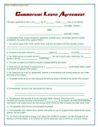lease contract template 4 lease contract templates for restaurant cafe bakery pdf