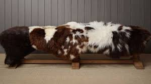 rare breed sheepskin rugs british with confidence