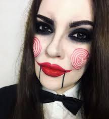jigsaw makeup saw billy the puppet