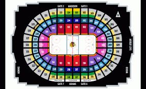 Blackhawks Stadium Series Seating Chart Chicago Blackhawks Home Schedule 2019 20 Seating Chart