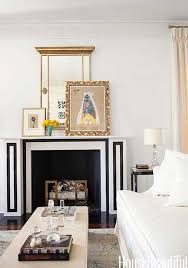 black and white fireplace suzanne kasler