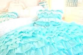 blue ruffle bedding blue ruffle bedding blue ruffle bedspread blue ruffle bedding light blue ruffle bedding