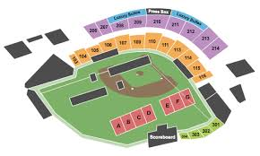Pelicans Seating Chart Ticketreturn Com Field At Pelicans Ballpark Seating Charts