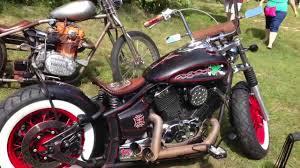 rat rod motorcycles bobber rice o rama youtube