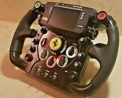 This wheel marks the second time that thrustmaster has made a replica of a ferrari f1 car's steering wheel, but unlike that largely decorative 2011 model, this unit is fully functional. Simply Mod F1 Kit For Thrustmaster Ferrari F1 Wheel Add On Various Models 40 03 Picclick