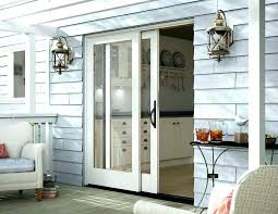 sliding doors with built in blinds door large size of sizes pella reviews
