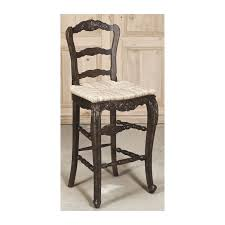 french country bar stools. Fine Stools Reproduction Country French Solid Oak Bar Stool On Stools
