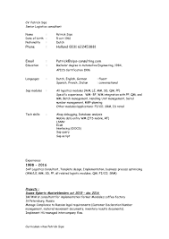 Wonderful Sap Qm Resume Ideas Entry Level Resume Templates
