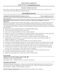 Sample Administration Resume Amazing Resume Sample For College Administrator Fruityidea Resume