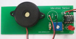simple vibration sensor no moving parts vibration sensor kit