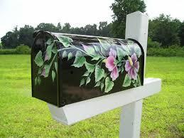 Decorative Mail Boxes Decorative Mailboxes Paint Art Decor Homes Best Ideas For 41