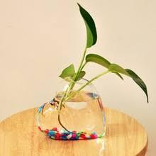 Настенная <b>стеклянная ваза</b> в форме сердца, прозрачная ...