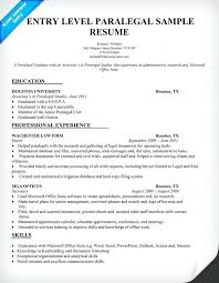 Sample Resume For Recent College Graduate With No Experience Entry