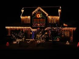 christmas lighting decorations. Outdoor Christmas Decorations In Jeffreys Bay, Eastern Cape, South Africa Lighting C