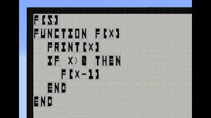 Basic Coding Language Basic Programming Language In Minecraft 1 8