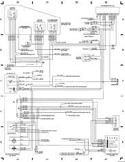 1997 ford thunderbird system wiring diagram document buzz 1997 ford thunderbird wiring diagram