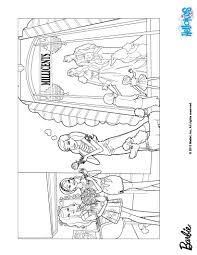 Small Picture Barbie grace and teresa coloring pages Hellokidscom