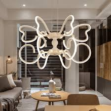 Living Room Pendant Lighting Online Buy Wholesale Butterfly Pendant Light From China Butterfly