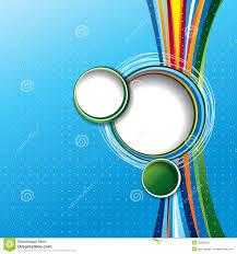 Brochure Background Design Flyer Color Design Content Background Stock Vector Illustration Of