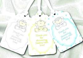 Gift Tag Template Publisher Gift Tags Template 8 Images Tag Publisher Thank You T On