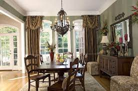 Formal Dining Room Curtain Ideas Curtains Living Room Dining Room Window Treatments Dining Room Drapes