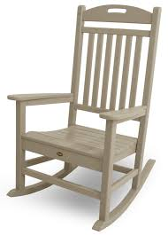 furniture charming white rustic wooden rocking chair for outside frightening patio picture ideas bradley slat