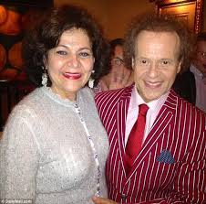richard simmons woman. his housekeeper reveles, 64, (left) was accused of controlling simmons using richard woman k