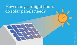 How Many Peak Sun Hours Do I Need For Solar Energysage