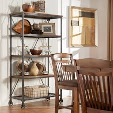 Nelson Industrial Modern Rustic 40-inch Bookcase by iNSPIRE Q Classic -  Free Shipping Today - Overstock.com - 16415119