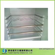 china 3mm 4mm tempered printing glass shelves for refrigerator china tempered glass glass