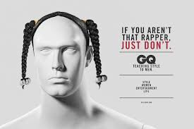 Gq Mens Hair Style gq print advert by tbwa snoop ads of the world 6665 by wearticles.com