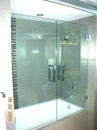lovely bathtub in shower enclosure freestanding shower enclosure shower door ideas walk in showers that add a touch of class and freestanding shower