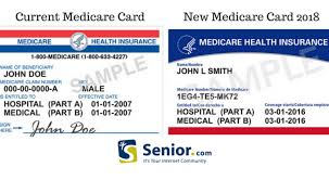 Important Your About Information - New Medicare Seniornews Card