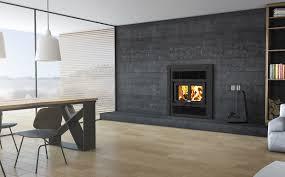 osburn everest zero clearance wood burning fireplace image