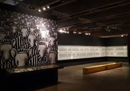 art spiegelman and the triumph of low art toronto star an installation view of co mix maus at the centre of it
