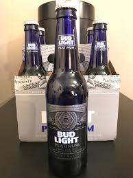 Bud Light Platinum 2018 Beer Of The Week Bud Light Platinum