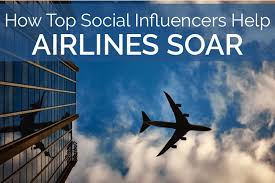 alaska airlines guardian form how top social influencers help airline companies soar