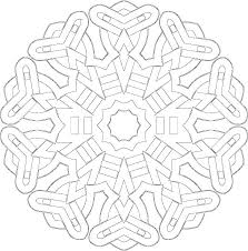Complex Mandala Coloring Pages Mandala Coloring Pages Complicated