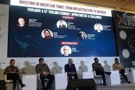 Namun ada tantangan di penghitungan nilai kekayaan yang terintegrasi dengan dampak sosial ekologis masyarakat. Tantangan Ekonomi Indonesia 5 Tahun Mendatang Republika Online